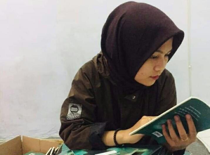 Penulis dan Aktivis Pendidikan, Rahmadina
