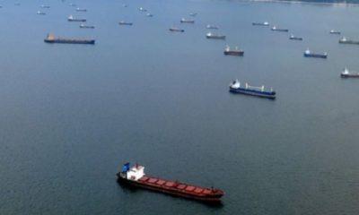 Ilustrasi: Kapal Kabel. (FOTO: Dok. AFP)