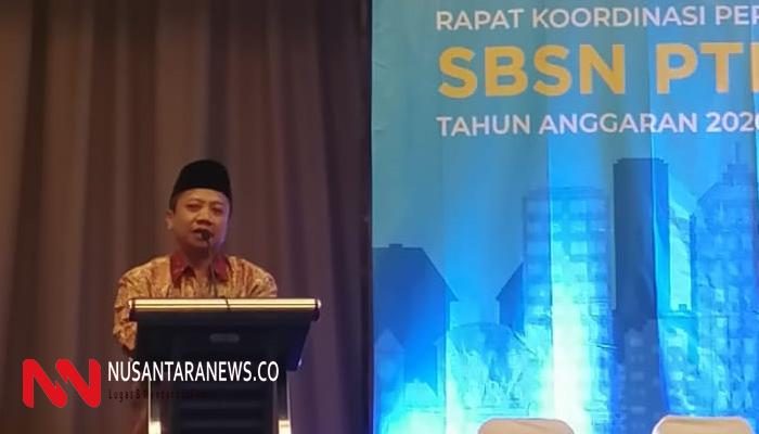 Kemenag Bertekad Perbaiki Tata Kelola Proyek SBSN 2020