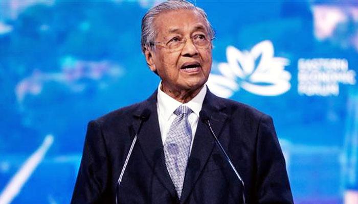 Mahathir Mohamad Mengutuk Sanksi AS Terhadap Iran
