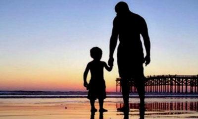 menjadi ayah, ayah bahagia, bahagia dunia, bahagia akhirat, hari ayah nasional, nusantaranews