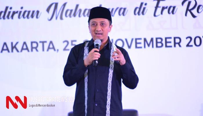 Penuhi Undangan ITHLA, Ustad Yusuf Mansur Ajak Muslim Milenial Kembangkan TI. (Foto Istimewa Untuk NUSANTARANEWS.CO)