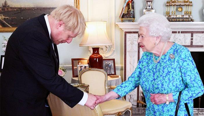 Ratu Inggris Setuju Pemilihan Umum Dipercepat