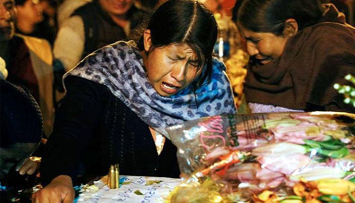 Rezim Boneka Washington Kini Berkuasa di Bolivia