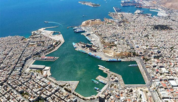 Setelah Cina Menguasai Pelabuhan Piraeus di Yunani