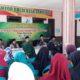 Sosialisasi Sertifikat Hak Atas Tanah secara gratis di Balai Desa Banasare oleh Dinas Koperasi Sumenep. (FOTO: NUSANTARANEWS.CO/Mahdi)