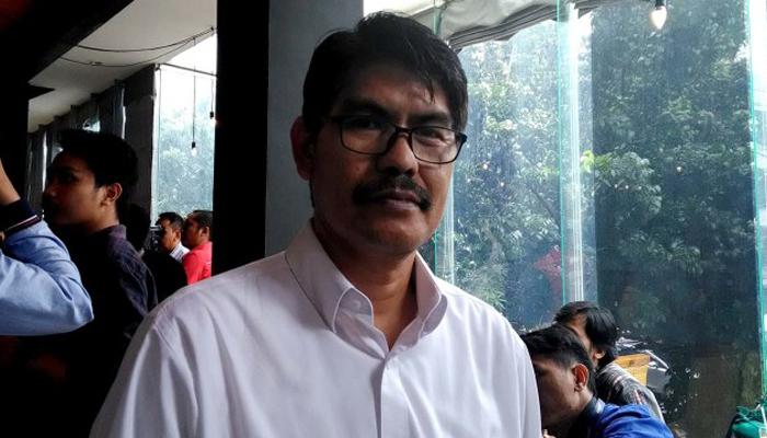 VP Corporate Secretary Garuda Indonesia M Ikhsan Rosan