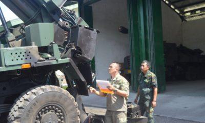 Rikmat Alutsista di Ngawi, Tingkatkan Kualitas Man Behind The Gun Armed 12 Angicipi Yudha
