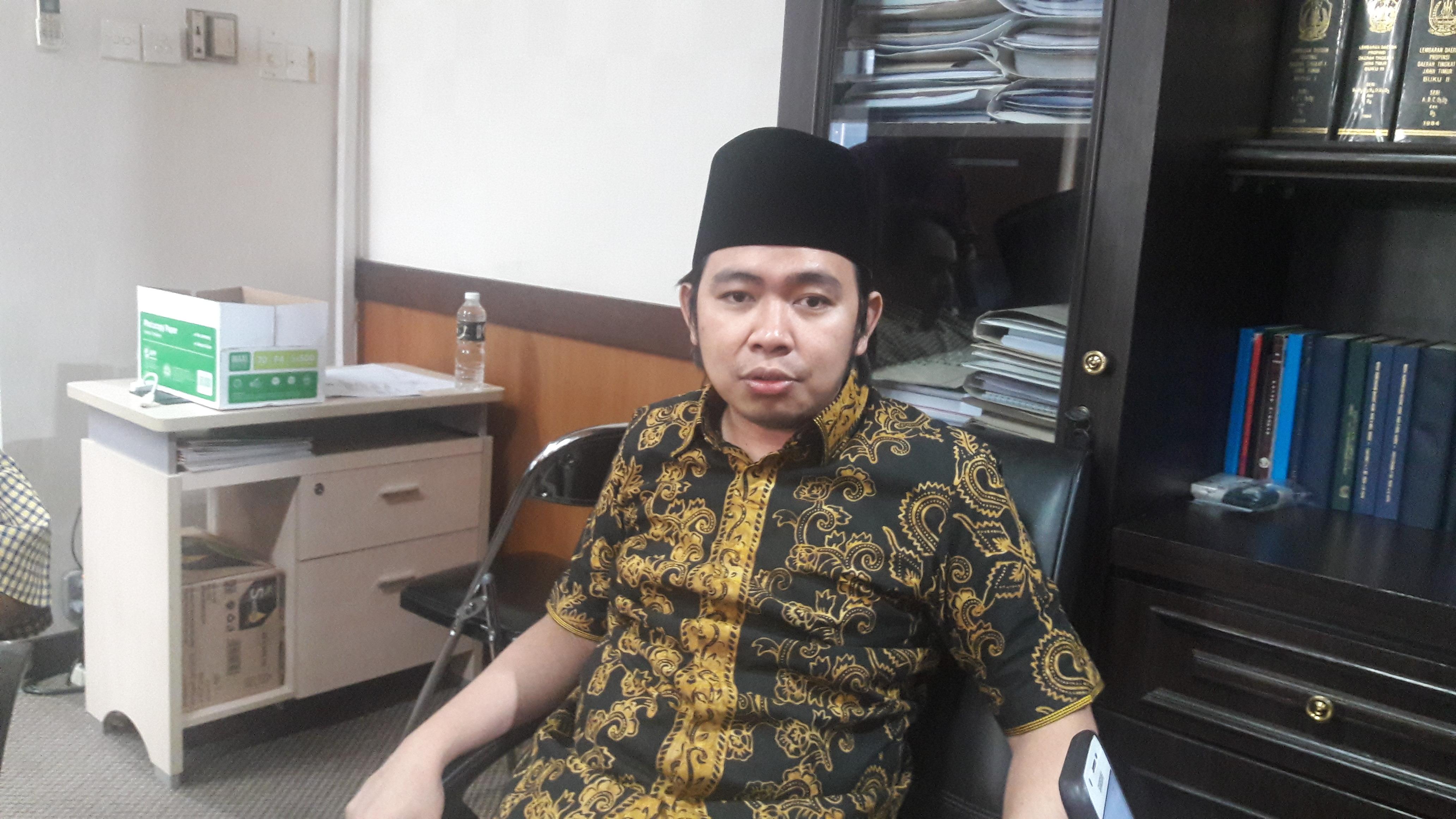 ketua Komisi C DPRD Jatim, Mohammad Fawait