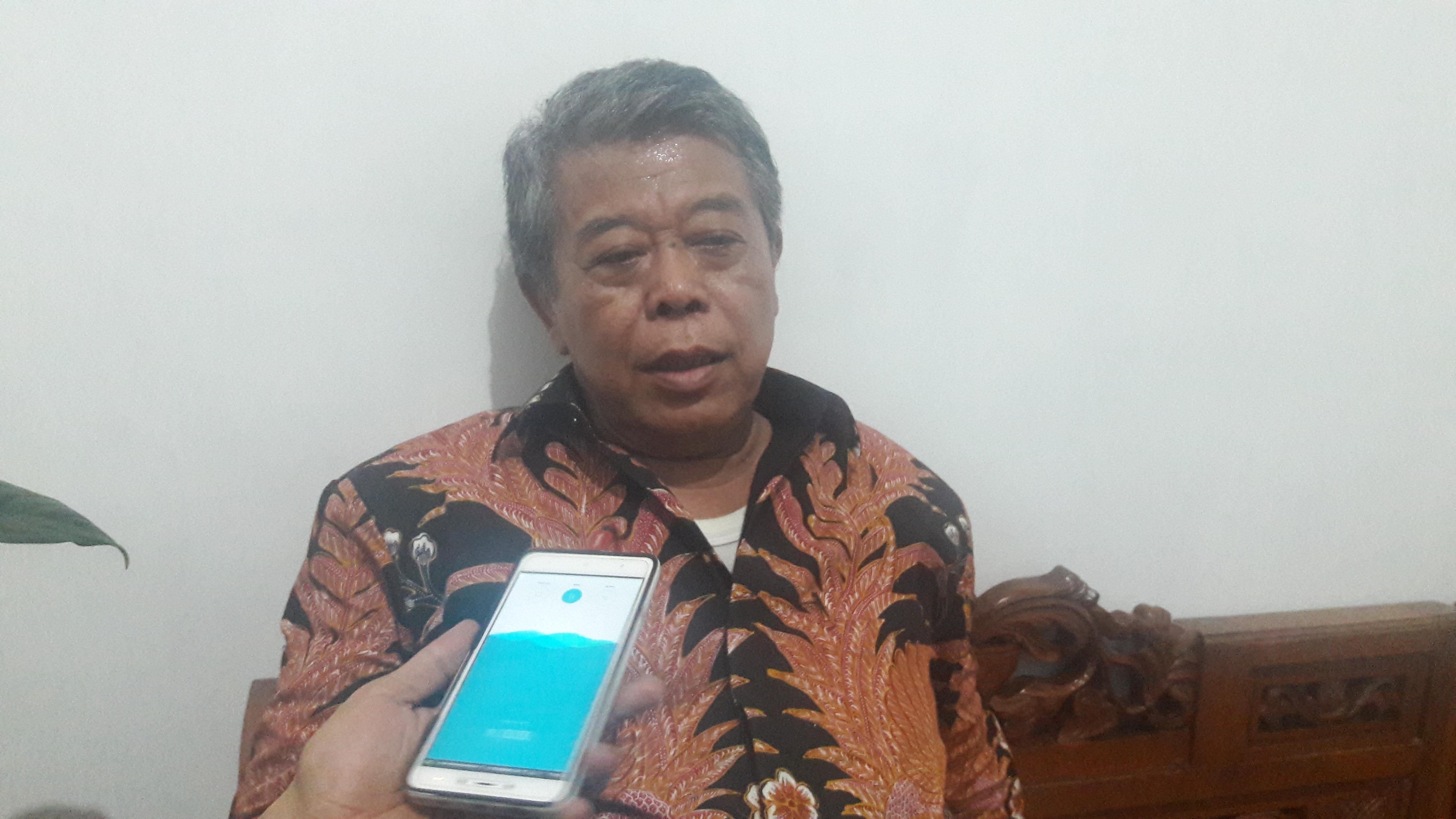 Ketua PDIP Jatim Kusnadi