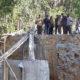 Komisi III DPRD Kabupaten Sumenep bersama rombongan melakukan inspeksi mendadak (Sidak) ke lokasi proyek jembatan di Desa Pakamban Daya Kecamatan Pragaan Kabupaten Sumenep, Jumat 6 Desember 2019.