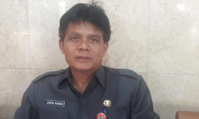 Kepala Biro hukum Pemprov Jatim Jempin Marbun