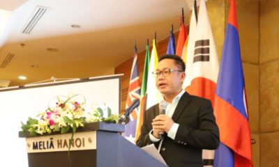 Bakamla RI hadiri Capacity Building Senior Officers's Meeting 2019 di Hanoi-Vietnam