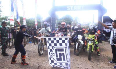Promosikan Wisata Jember, Laskar Sholawat Gelar Adventure Trail