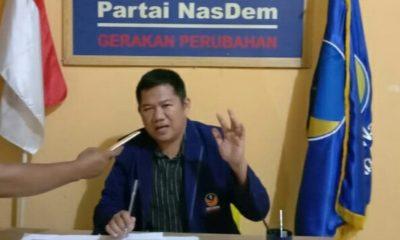 Anggota DPRD dari Partai NasDem, Hendrawan