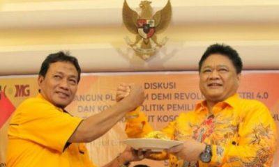 Ketua Kesatuan Organisasi Serbaguna Gotong Royong (Kosgoro) Jatim, Yusuf Husni mengajak seluruh kader partai memahami Munas ke-X Partai Golkar.