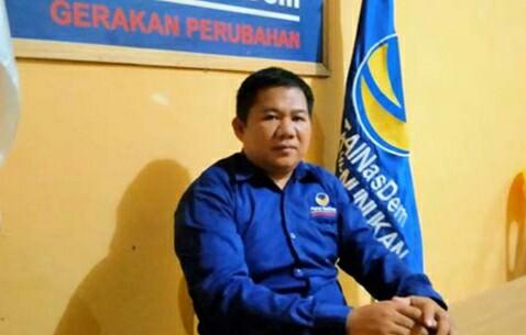 Anggota DPRD Nunukan, Hendrawan