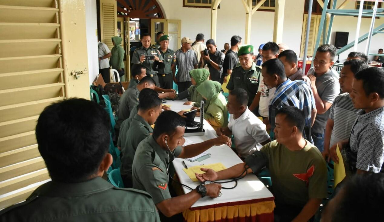 Peringatan Hari Juang TNI AD untuk mempererat komunikasi tentara dengan lapisan masyarakat