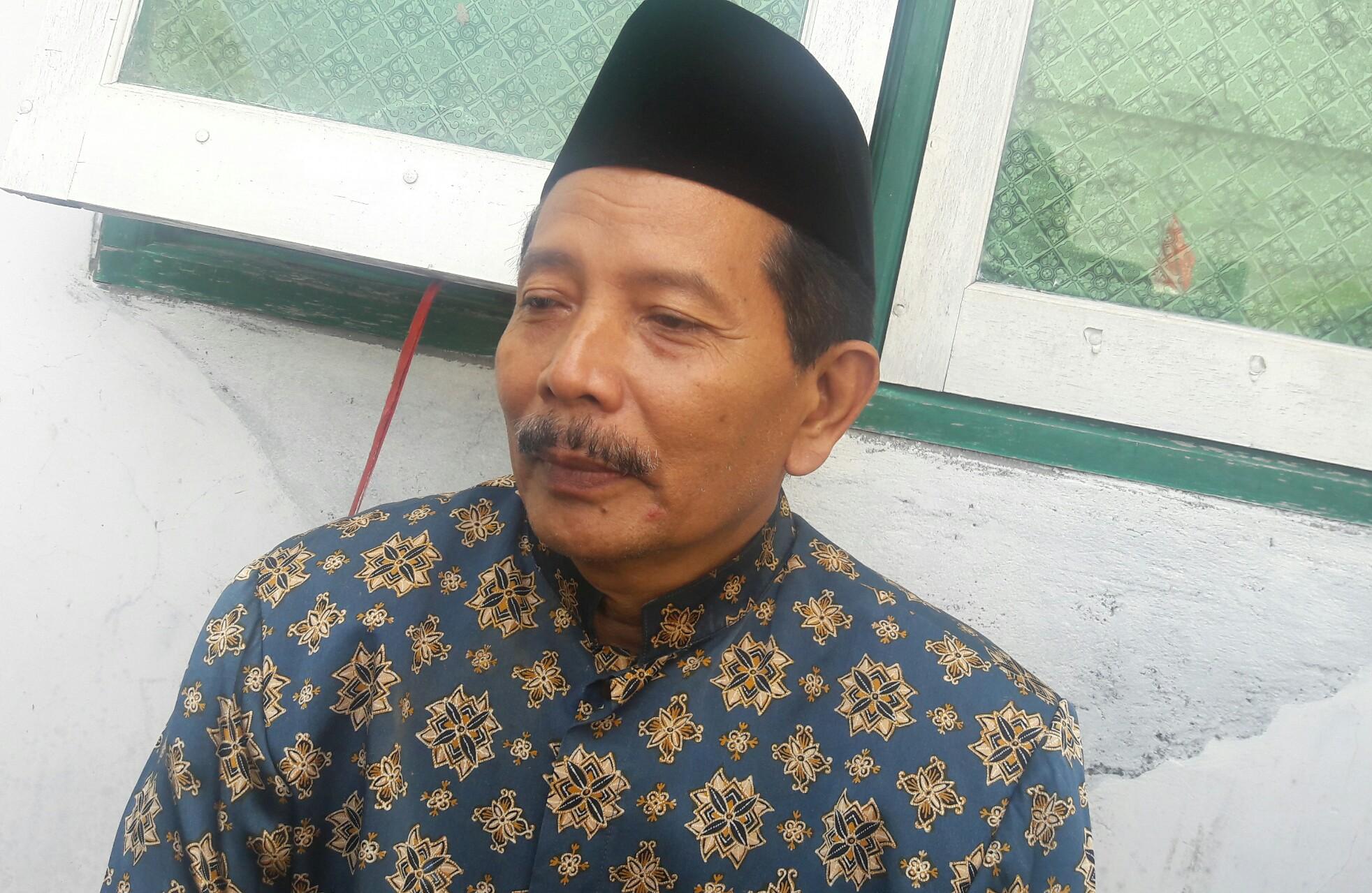 anggota DPRD Jatim Makin Abbas saat ditemui di Surabaya, Jumat (6/12/2019).