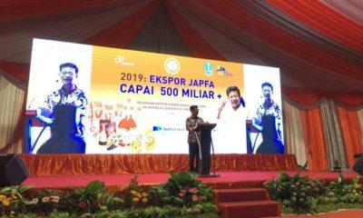 Tutup tahun 2019, JAPFA menapai nilai ekspor lebih dari Rp 500 miliar.