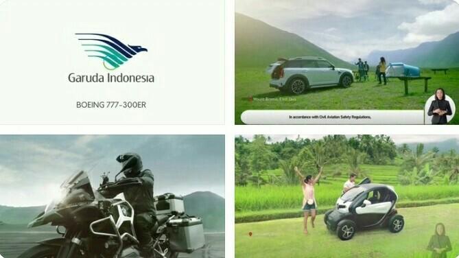 Pakar Multimedia sebut ada kejanggalan pada iklan terselubung di Garuda Indonesia Safety Video.