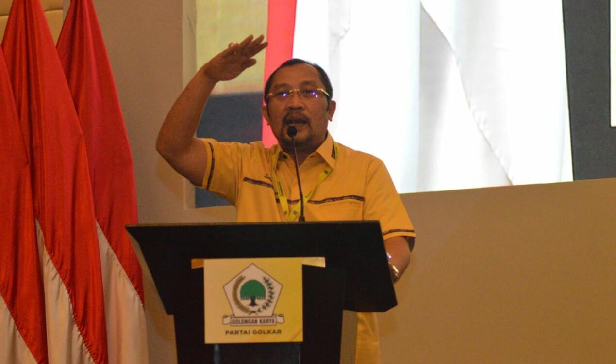 sekretaris Golkar Jatim Sahat Tua Simanjuntak