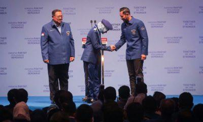 Didampingi SBY, AHY Lepas Lulusan Akademi Demokrat Angkatan Pertama