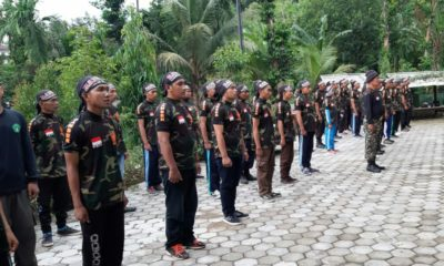 Puluhan Peserta Ikuti Diklat Banser di Bondowoso