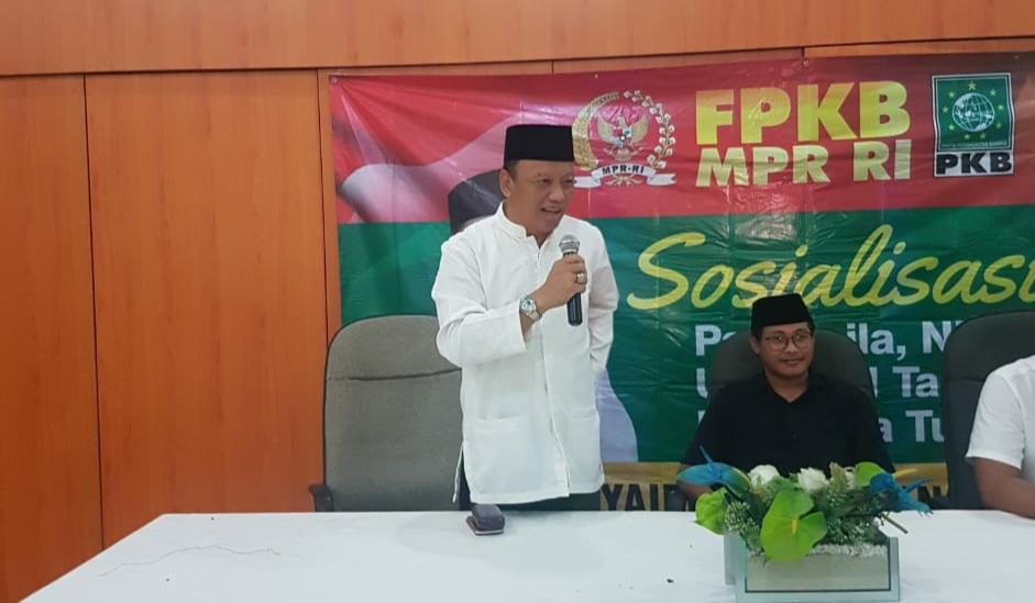 DPR: Empat Pilar Sangat Adaptif Terhadap Perkembangan Zaman. (Foto Istimewa)