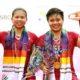 KALEIDOSKOP BULUTANGKIS INDONESIA 2019, ganda putri