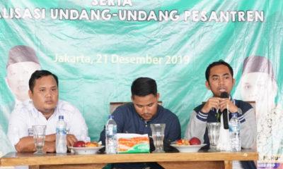Kaukus Muda PPP Gelar Seminar UU Pesantren. (Foto Istimewa)