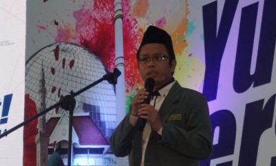 Ketua Umum PP. FKDMI, Moh. Nur Huda. (FOTO: NUSANTARANEWS.CO)