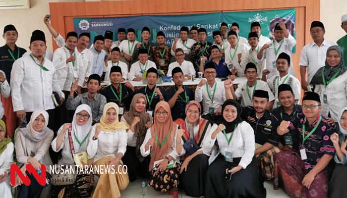 MKNU Mantapkan Harokah Buruh Muslim Indonesia. (Foto: NUSANTARANEWS.CO/Syam Sanggolo)