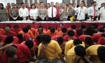 Polrestabes: Kriminalitas 3 C di Surabaya Masih Tinggi Tahun 2019