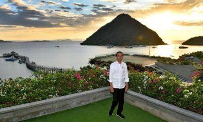 Jokowi di Labuan Bajo