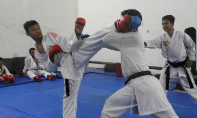 Karate Mampu Cetak Karakter Diri Sejak Dini