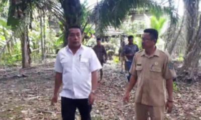 Ketua Dewan Pimpinan Cabang (DPC) Partai Bulan Bintang (PBB) tersebut mengunjungi bebrapa titik lokasi aspirasi masyarakat Sebatik, Nunukan, Kalimantan Utara. (Foto: Eddy S)