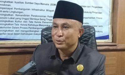 Muhammad Iksan Kepala Dinas Sosial Kabupaten Sumenep