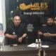 Renville Antonio selaku promotor konser dari Miles enterprise