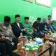 Rombongan Fattah Jasin saat berbincang santai dengan DPC PPP Sumenep