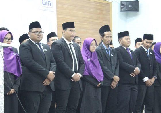Dewan Pengurus Pusat mahasiswa Bahasa Arab se-Indonesia yang tergabung dalam ITHLA ggelar Pelantikan dan Rakernas.. (FOTO: Istimewa)