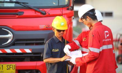 Dukung Satgas NATARU 2019/2020: Elnusa Petrofin Sukseskan Distribusi BBM Pertamina