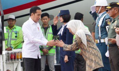 Kujungi PT PAL, Presiden Jokowi Minta Pertahanan Negara Maksimalkan Produksi Dalam Negeri