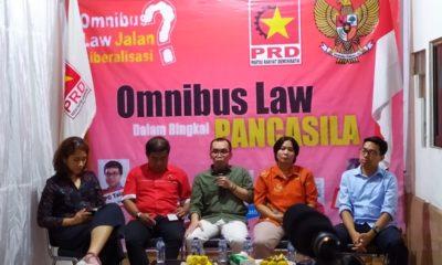 Omnibus Law Dikhawatirkan Jadi Jalan Investor Asing Kuasai Indonesia
