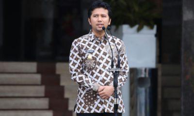 Kerahkan ASN, Wagub Jatim Emil Dardak Pimpin Penanganan Bencana di Jatim