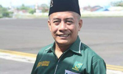Ketua Dewan Pimpinan Cabang Partai Bulan Bintang Nunukan, Andre Pratama