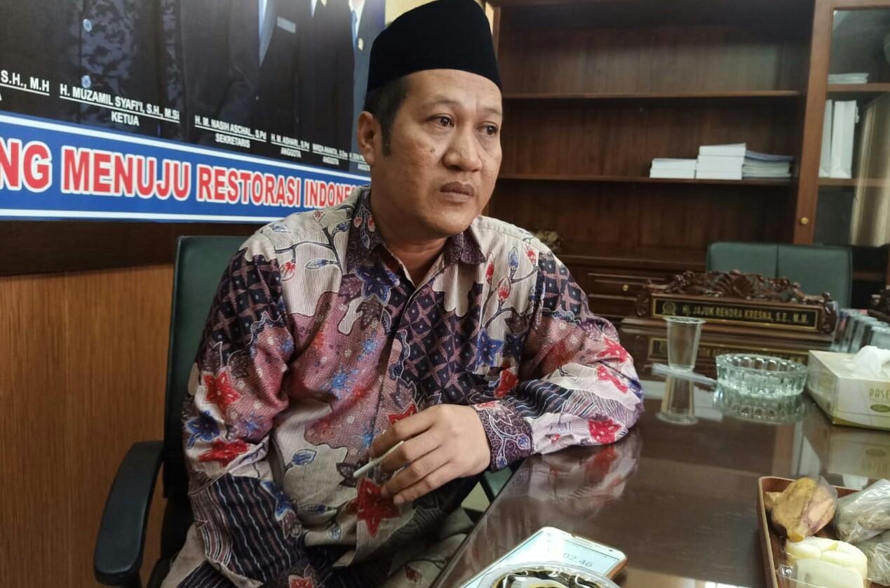 anggota DPRD Jatim Ahmad Iwan Zunaih