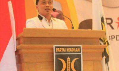 Ketua DPD PKS Nunukan, Syafruddin