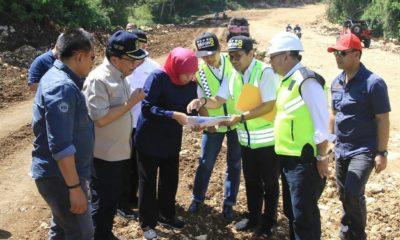 Pantau JLS Malang Selatan,