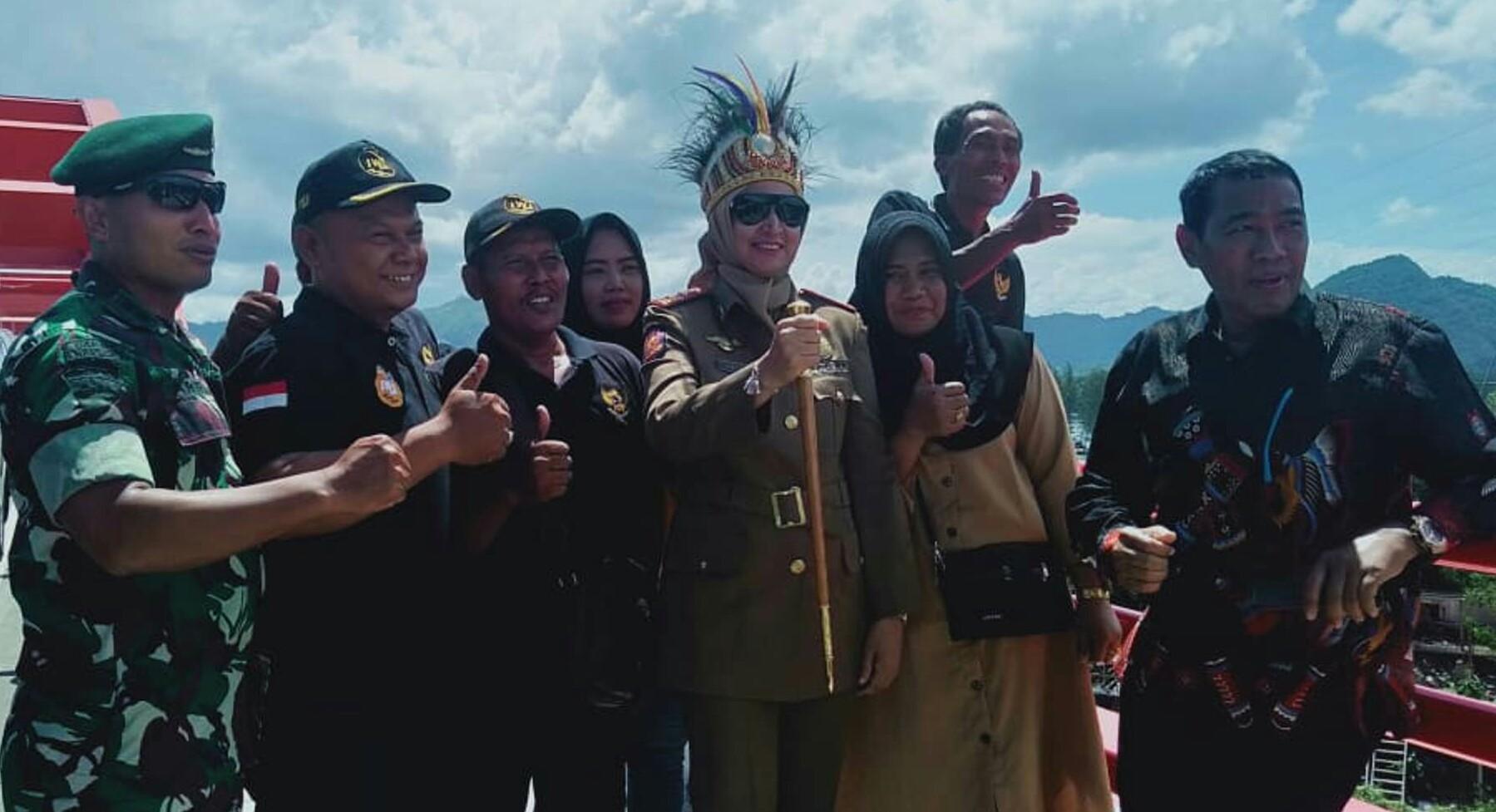 Kunjungi Papua, Bupati Jember Jajaki Kerjasama Pengembangan UMKM